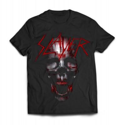 Футболка Slayer мод.6