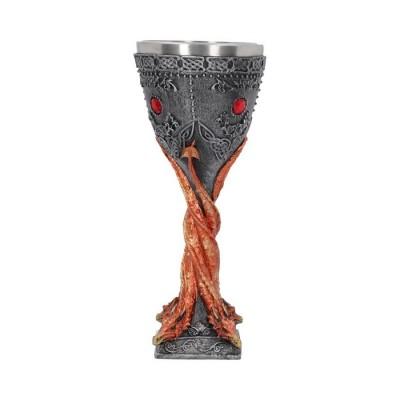 """Кубок для вина """"Сплетенные драконы"""""""