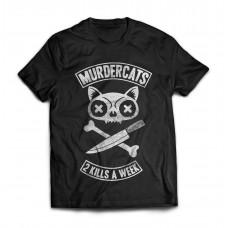 Футболка Murdercats