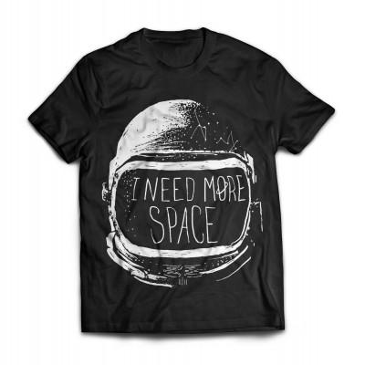 Футболка Нужно больше космоса
