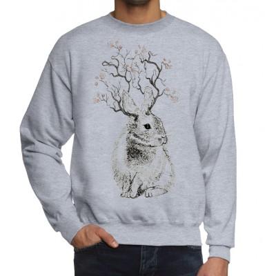 Свитшот Древесный заяц