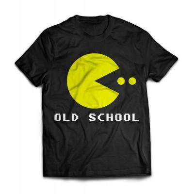 Футболка Pac-Man. Старая школа