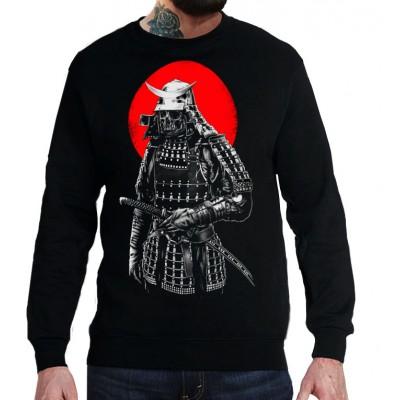 Свитшот Мертвый самурай