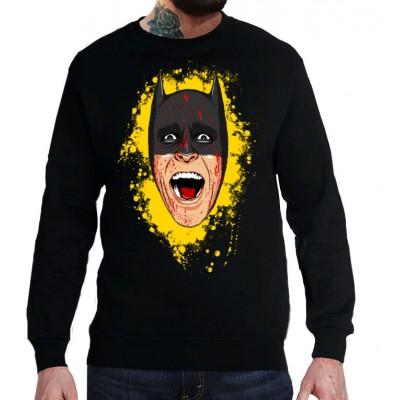 Свитшот Crazy Batman