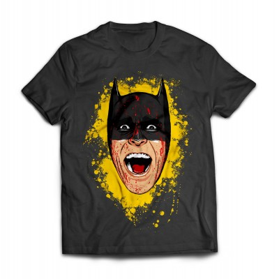 Футболка Crazy Batman