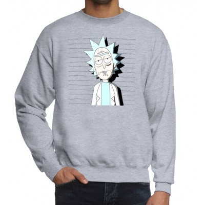 Свитшот Rick and Morty Free Rick v2