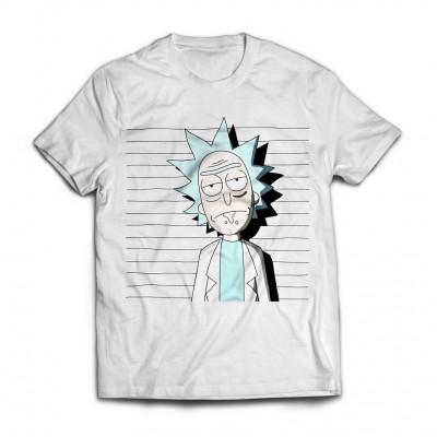 Футболка Rick and Morty Free Rick v2