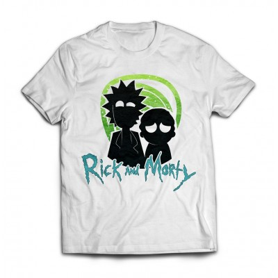 Футболка Rick and Morty Shadow