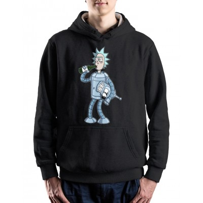 Байка Rick and Morty Bender
