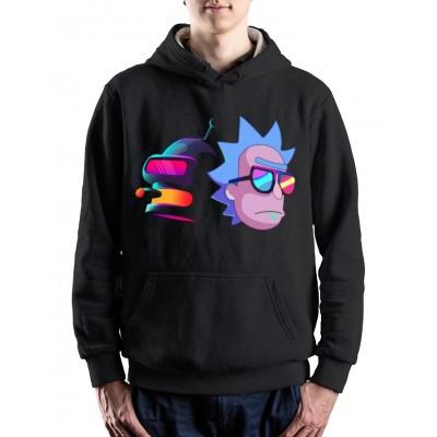 Байка Rick and Morty Bender v2