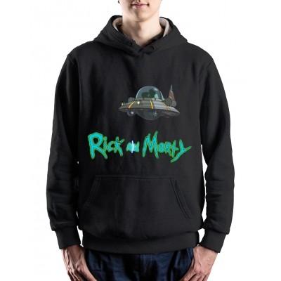 Байка Rick and Morty UFO