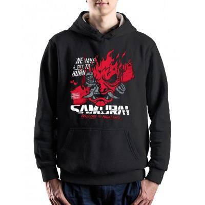 Байка Cyberpunk Samurai v1
