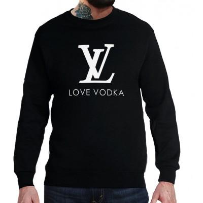 Свитшот Love Vodka