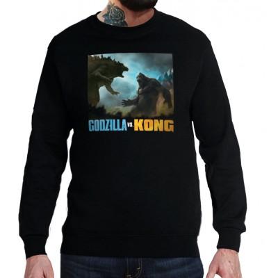 Свитшот Godzilla vs Kong