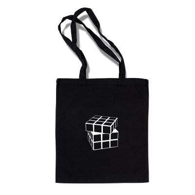 Сумка шоппер Кубик Рубика