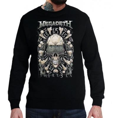 Свитшот Megadeth v2