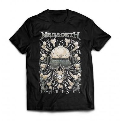 Футболка Megadeth v2
