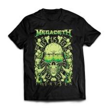 Футболка Megadeth v3