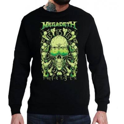 Свитшот Megadeth v3