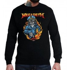 Свитшот Megadeth v4