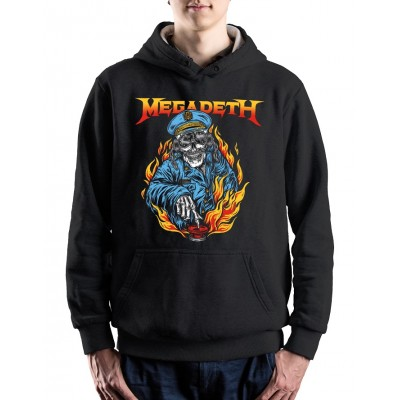 Байка Megadeth v4