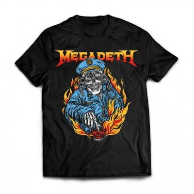 Футболка Megadeth v4