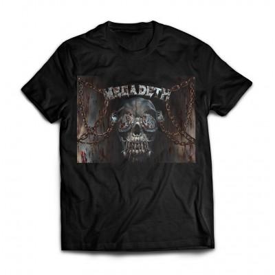 Футболка Megadeth v7