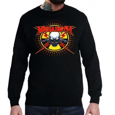 Свитшот Megadeth v8