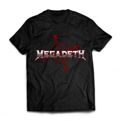 Футболка Megadeth v10