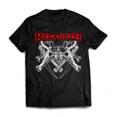 Футболка Megadeth v11
