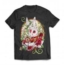 Футболка Белый Кролик