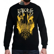 Свитшот BioShock. Biotropolis