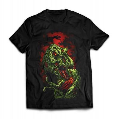 Футболка Zombie T-Rex