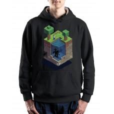 Байка Minecraft. Рыбалка