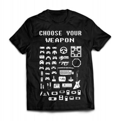 Футболка Выбор оружия