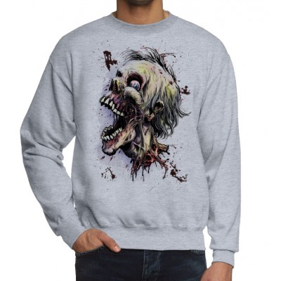 Свитшот Задорный зомби