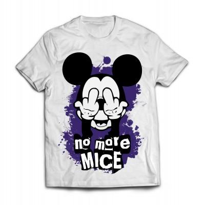Футболка Микки Маус. Никаких мышей