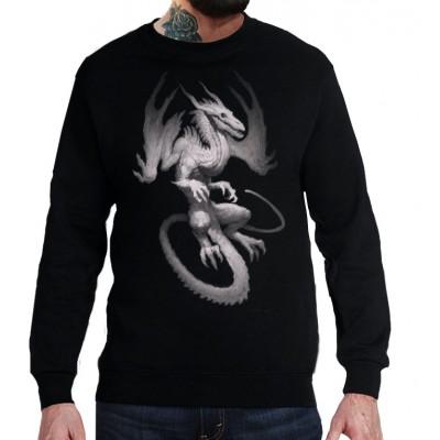 Свитшот Пепельный дракон