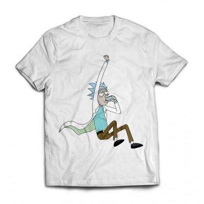 Футболка Rick and Morty  v4