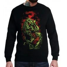 Свитшот Zombie T-Rex