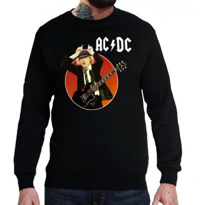 Свитшот AC/DC Angus Young