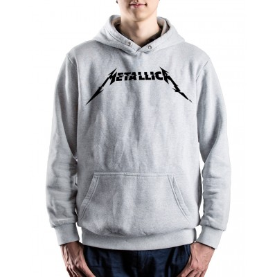 Байка Metallica logo