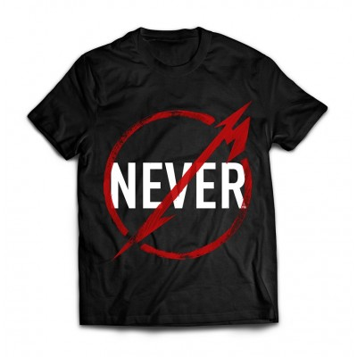 Футболка Metallica Through the Never