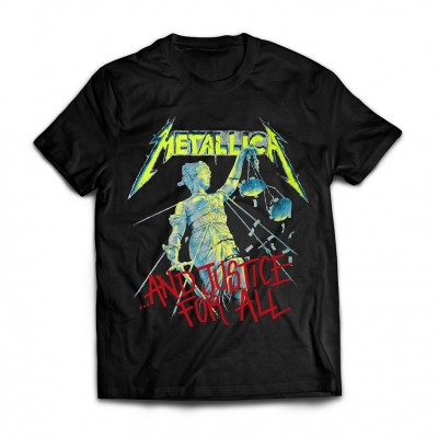 Футболка Metallica Justice for All
