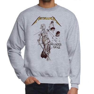 Свитшот Metallica Justice for All v2