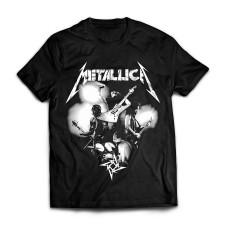 Футболка Metallica Stage