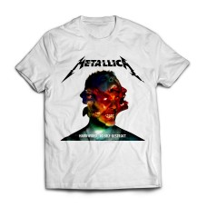 Футболка Metallica Hardwired v2