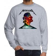 Свитшот Metallica Hardwired v2