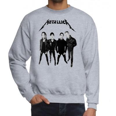 Свитшот Metallica Photo