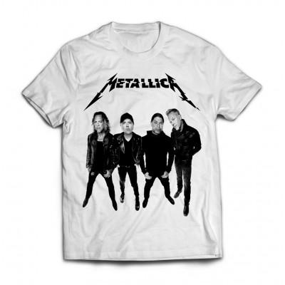 Футболка Metallica Photo